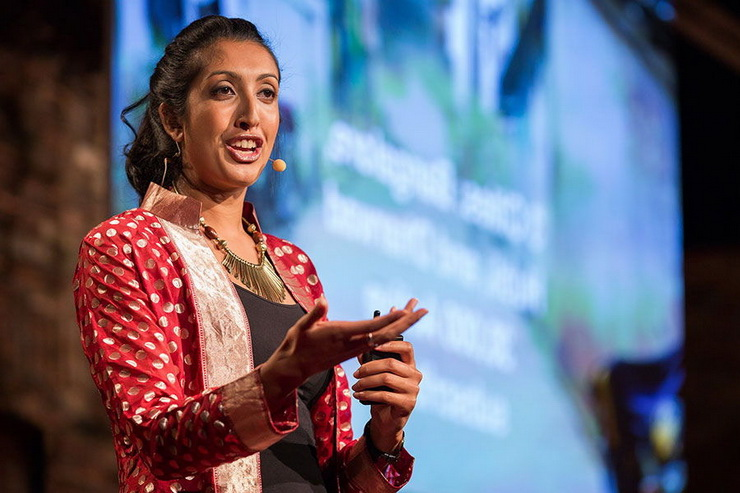 Women Entrepreneurs - Anu Sridharan