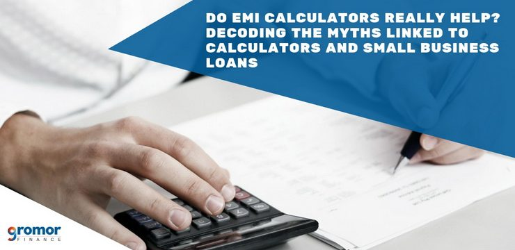 How EMI Calculators Help While Applying For A Small Business Loan?