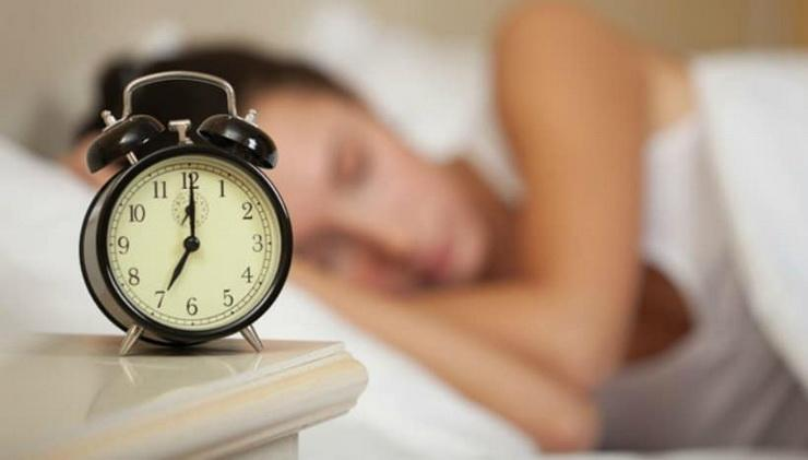 Get Enough Sleep - Stress Management