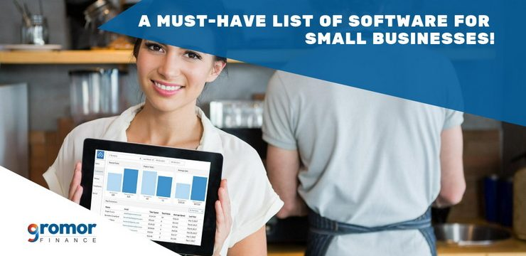 A MUST-HAVE List Of Software For Small Businesses!