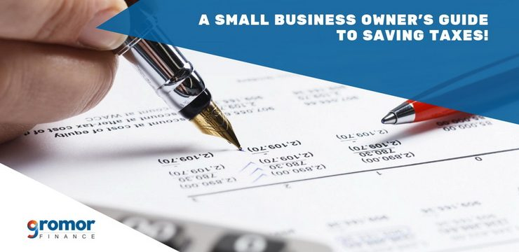 A Small Business Owner's Guide To Save Taxes For The Year!