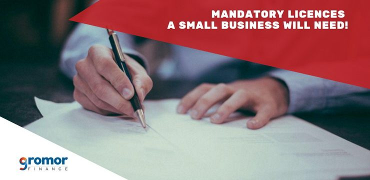 Mandatory Licences A Small Business Will Need!