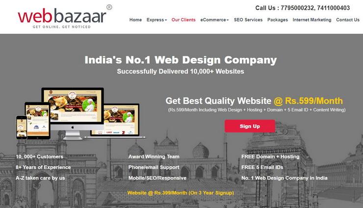 host-your-website-with-webbazaar
