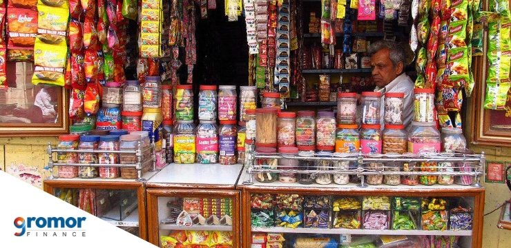 The Government May Soon Reduce The Different Clearances Required For A Kirana Store/Eatery