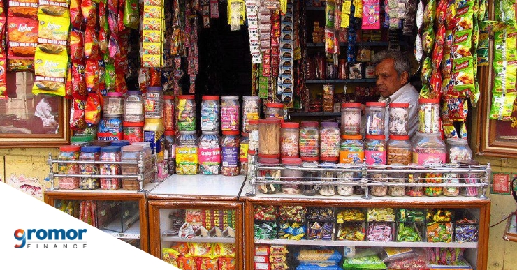 Reduction of clearances for a kirana store