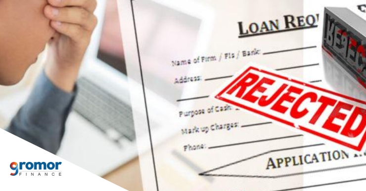 How to avoid loan application rejection