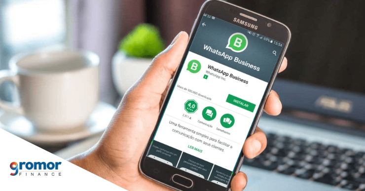 How can small business owners benefit from WhatsApp Business