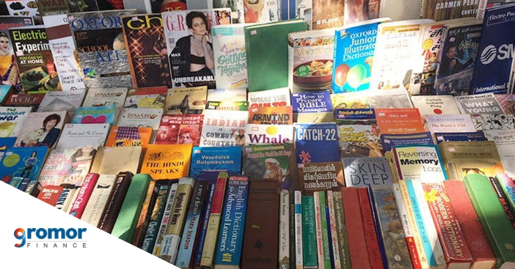 Permits required to start a book stall
